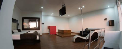 Paradise manizales motel Suite